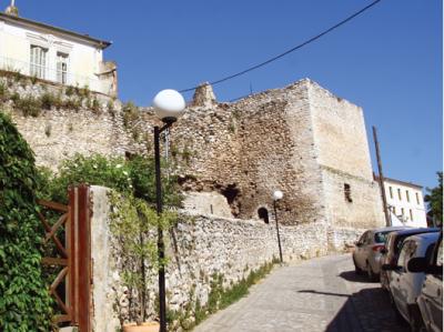 Βυζαντινά τείχη – Ωρολογόπυργος