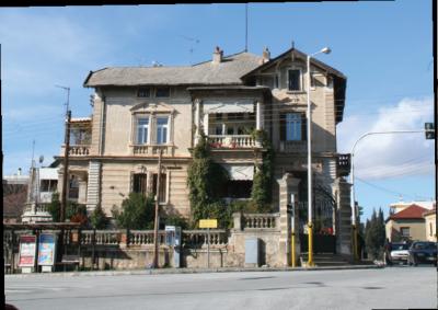 Αρχοντικό Τζήμου (Πλατεία Ταξιαρχίας)