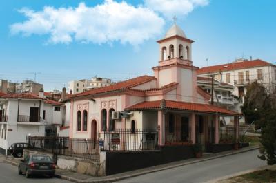 Εκκλησία της Αγίας Βαρβάρας