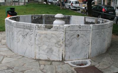Οθωμανικό σιντριβάνι (Πλατεία Δικαστηρίων)