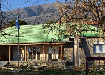 Eπισκευή και συντήρηση της στέγης του Παιδικού Σταθμού Ξηροποτάμου