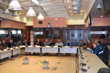 Συνεδρίαση Συντονιστικού Τοπικού Οργάνου