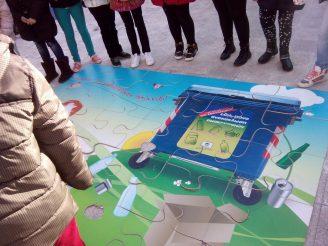 Το Λούνα Παρκ της Ανακύκλωσης για τους μικρούς μαθητές στους Δήμους της Περιφέρειας ΑΜΘ την Άνοιξη του 2017