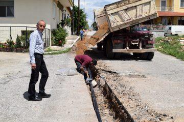 Πληθώρα έργων υποδομής κατασκευάζονται στη Δημοτική Κοινότητα Χωριστής