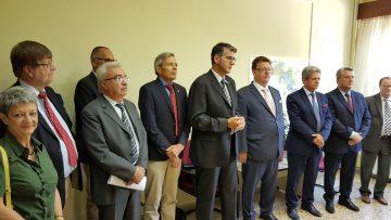 Επίσκεψη Αντιπροσωπείας από την Ομοσπονδιακή Δημοκρατία της Γερμανίας