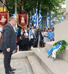 Ολοκληρώθηκαν οι εκδηλώσεις μνήμης των θυμάτων της Βουλγαρικής θηριωδίας του 1941 στη Δράμα