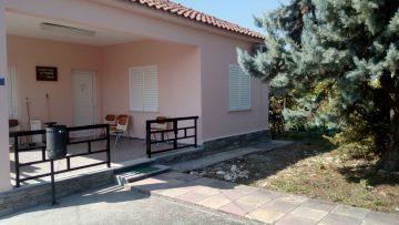 Ολοκληρώθηκαν οι εργασίες συντήρησης και επισκευής των κτιρίων (επενδύσεις με πέτρα –χρωματισμοί κλπ), της ΤΚ Νικοτσάρα