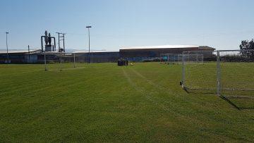 Παρεμβάσεις στο Γήπεδο Χωριστής και στον Αύλειο Χώρο του Σχολείου Μαυροβάτου
