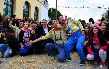 Πρόσκληση Δημάρχου για Καθαρά Δευτέρα και Καρναβάλι Χωριστή