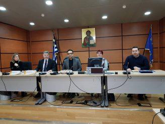 Το Δίκτυο Κοινωνικής Αλληλεγγύης του Δήμου Δράμα έκοψε την καθιερωμένη πίτα και έκανε τον ετήσιο απολογισμό δράσεων της χρονιάς που πέρασε.