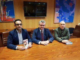 Επίσκεψη Εκπροσώπων της Ελληνογερμανικής Παιδικής Βοήθειας