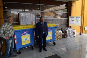 Νέο πρόγραμμα χωριστής συλλογής και ανακύκλωσης χαρτιού-χαρτονιού στην πηγή