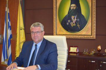 Επιστολή του Δημάρχου Δράμας κ. Χριστόδουλου Μαμσάκου προς τον Πρόεδρο της Ελληνικής Δημοκρατίας