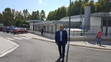 « Ολοκληρώθηκε η διάνοιξη της προέκτασης της οδού Βάρναλη και της οδού πέριξ του Αρχαιολογικού Μουσείου Δράμας»