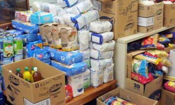 Διανομή προϊόντων από το Κατάστημα Κοινωνικής Αλληλεγγύης του Δήμου Δράμας