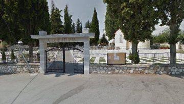 Αυτεπάγγελτη ανακομιδή οστών στους εγκαταλελειμμένους τάφους στο Α΄ Κοιμητήριο Δράμας