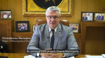 «LYSIS» παρουσιάζουμε σύντομο Βίντεο με τη περιγραφή των δράσεων που εκτελέστηκαν από κάθε εταίρο.