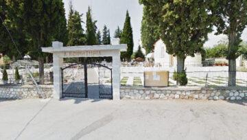 Αυτεπάγγελτη ανακομιδή οστών στους εγκαταλελειμμένους τάφους στο Α΄ και Β' Κοιμητήριο Δράμας